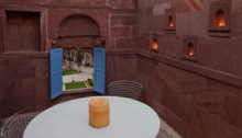 The Heritage Suite patio