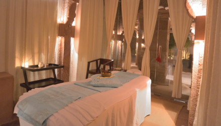 The RAAS Jodhpur spa