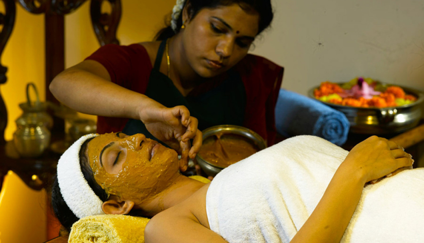 An Ayurveda Spa Treatment