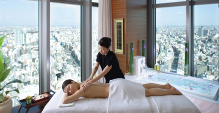 Matsuke Spa Treatment
