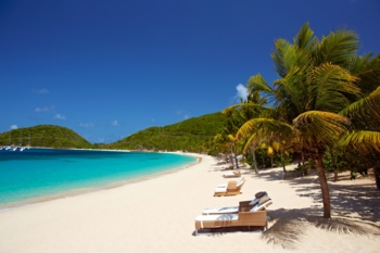 Peter Island Resort & Spa - Deadman's Beach