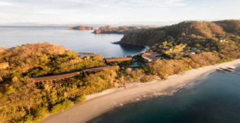 Four Seasons at Peninsula Papagayo in Costa Rica one of GAYOT's best Hotels in Costa Rica