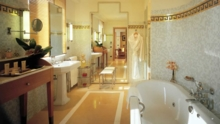 The Penthouse Suite bathroom