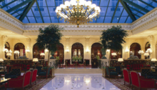 La Verriere at the Intercontinental Paris Le Grand