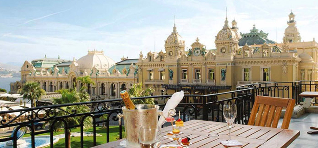 Enjoy the good life at the Hôtel de Paris Monte-Carlo