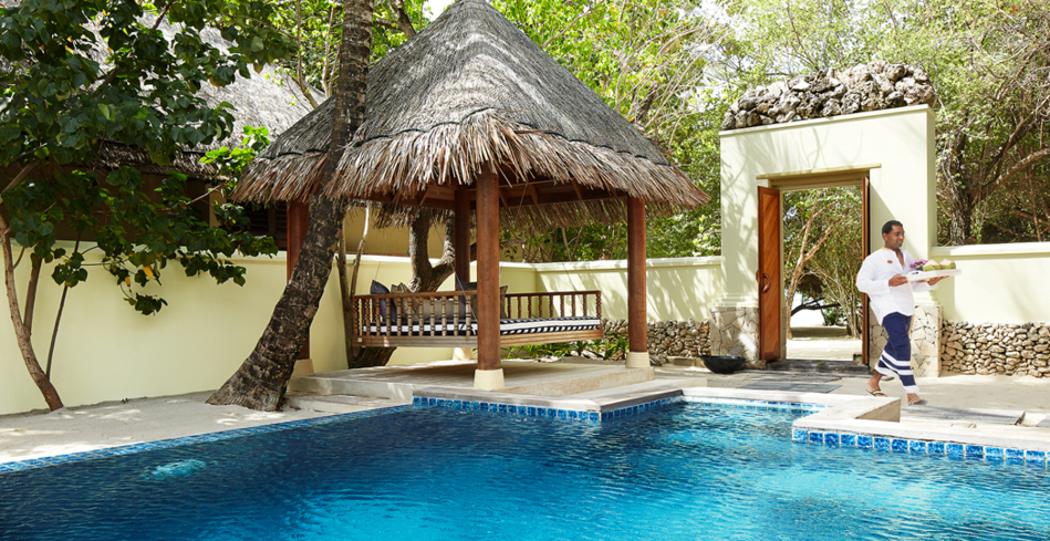 The Two Bedroom Beach Suite Pool