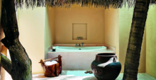 The Two Bedroom Beach Suite Spa