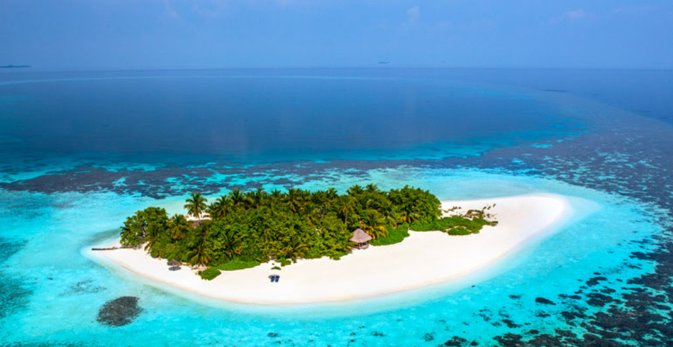 Gaathafushi - The W Resort & Spa Maldives's private island