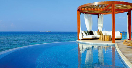 The Wow Ocean Escape private pool