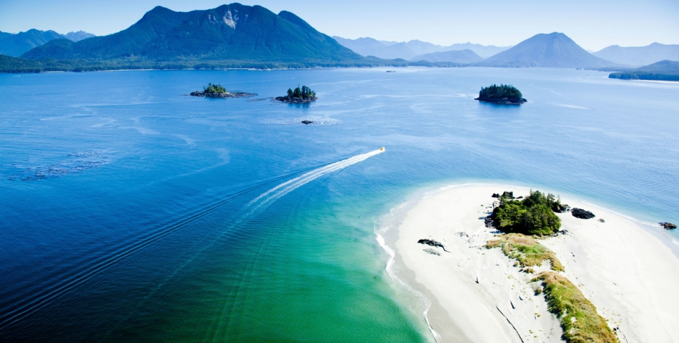 Clayoquot Wilderness Resort in Vancouver, Canada, one of GAYOT's Top 10 All-Inclusive Resorts Worldwide