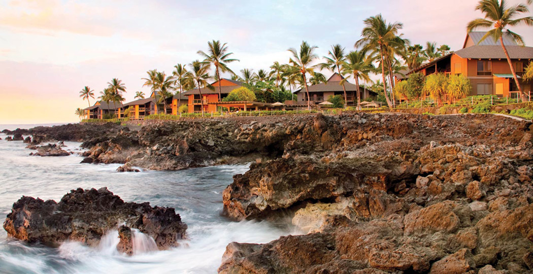 Kanaloa at Kona by Outrigger one of GAYOT's Top Ten Value Hawaii Hotels