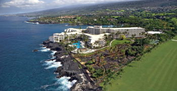 Sheraton Kona Resort one of GAYOT's Top Ten Wedding Hotels in Hawaii