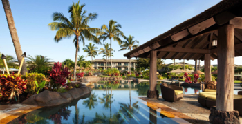 The Westin Princeville Ocean Resort Villa is one of GAYOT's Top Ten Romantic Resorts in Hawaii