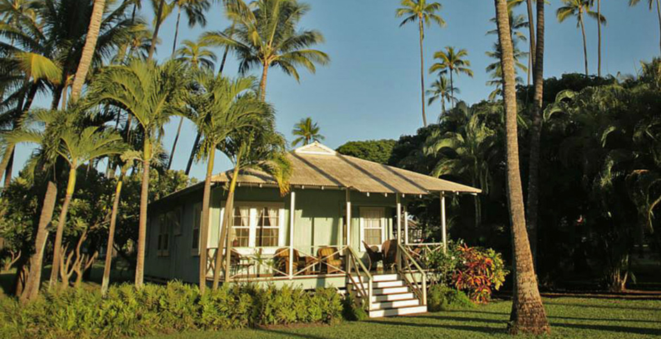 Waimea Plantation Cottages located in Waimea,Hawaii one of GAYOT's Top Ten Value Resorts in Hawaii