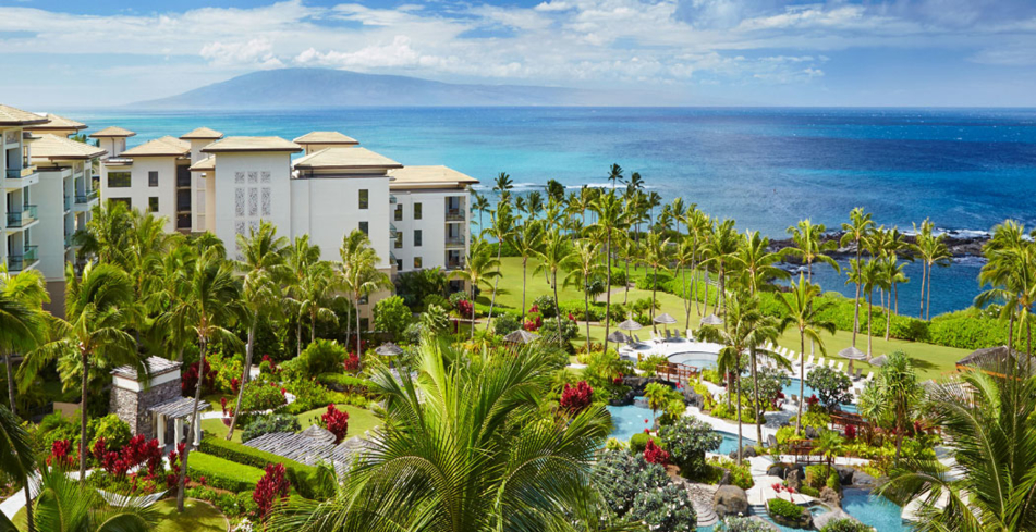 Mantage Kapalua Bay Resort is one of GAYOT's Top Ten Romantic Hotels in Hawaii
