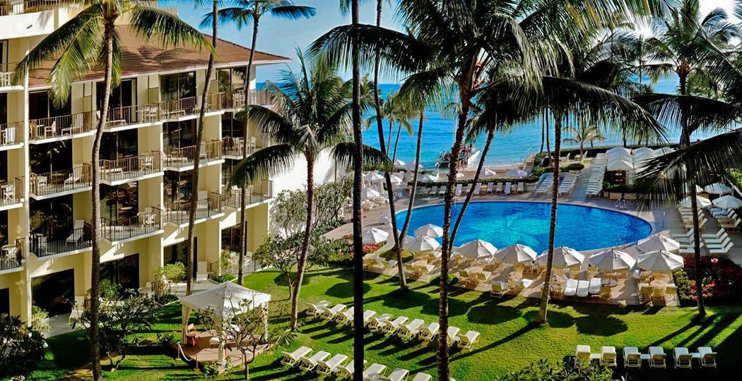 Halekulani Hotel on of GAYOT's Top Ten Romantic Resorts in Hawaii