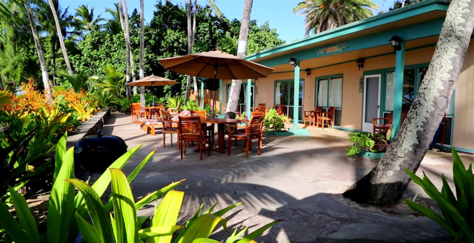 Ke Iki Beach Bungalows one of GAYOT's Top Ten Value Hotels Hawaii