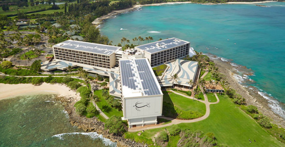 Turtle Bay Resort one of GAYOT's Top Ten Romantic Hotels Hawaii