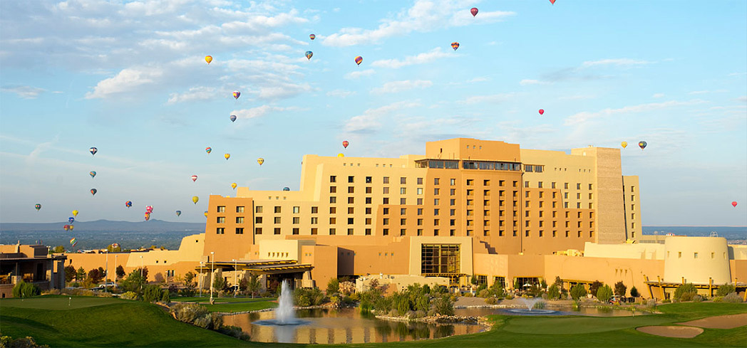 Sandia Resort & Casino in Albuquerque, New Mexico