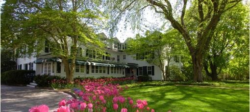Huntting Inn in East Hampton, New York