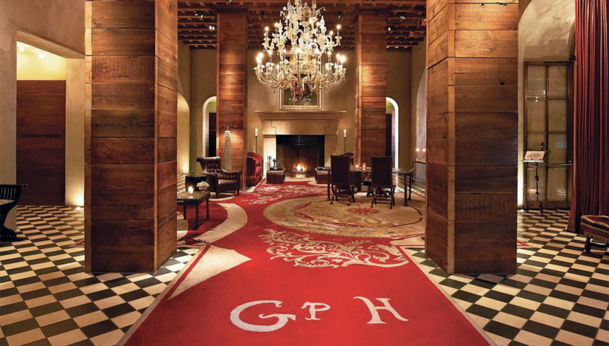 Enjoy ultra-chic surroundings at Gramercy Park Hotel