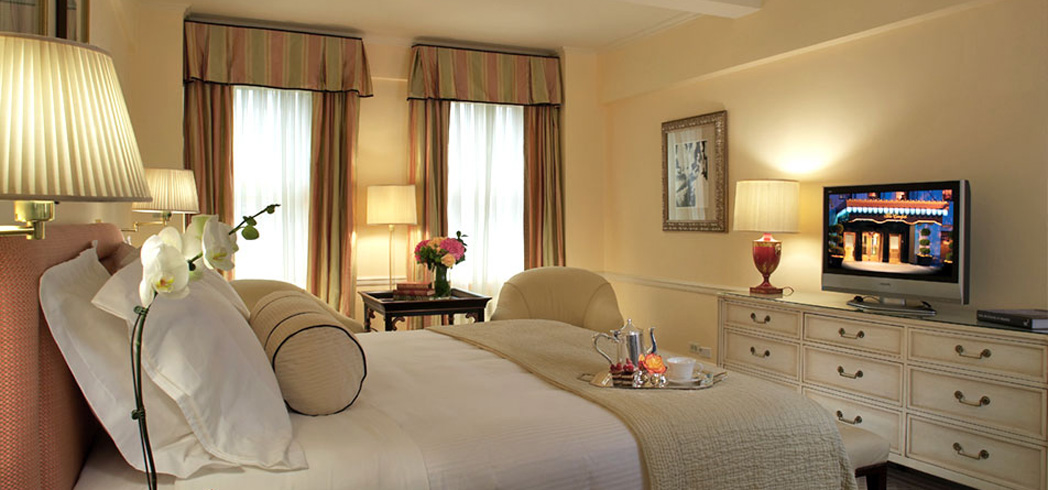 Elegance reigns supreme at The Carlyle in New York
