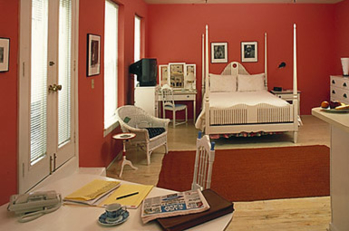 A suite at Talbot Heirs in Memphis, Tennessee