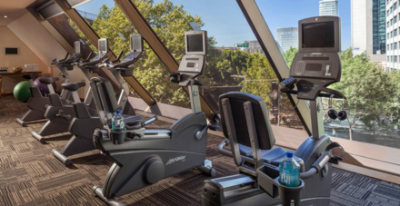 The Four Seasons Syndey's Gym
