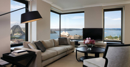 The Presidential Suite Lounge
