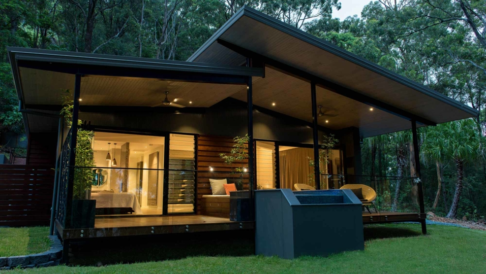 The Boorabee Villas at Gwinganna Lifestyle Retreat