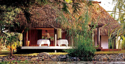 The Couples Suite Massage Cabana
