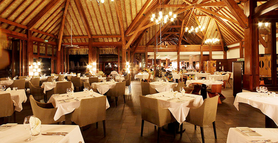 K Restaurant at Sofitel Moorea Ia Ora Beach Resort