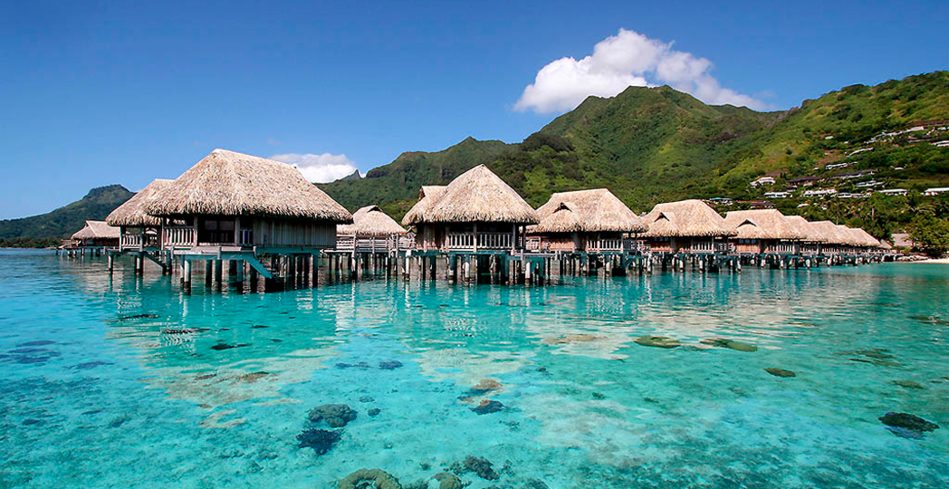 The Over Water Bungalows