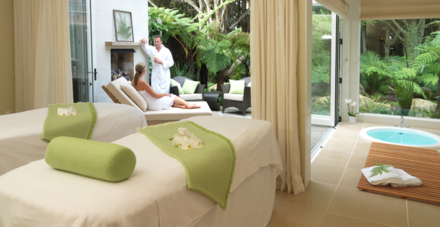 The Signature Spa Room