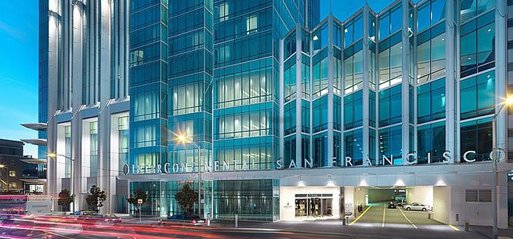 Book a room at the InterContinental San Francisco in California