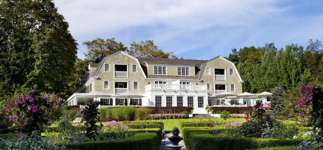 The Mayflower Grace in Hartford, Connecticut