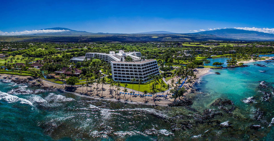 Mauna Lani Bay Hotel & Bungalows one of GAYOT's Top Ten Romantic Resorts in Hawaii