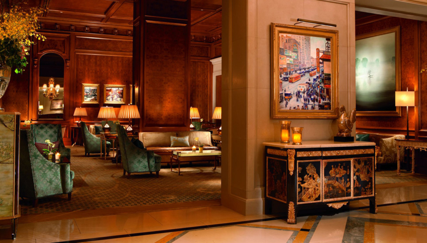 Sumptuous surroundings at the Ritz-Carlton New York, Central Park