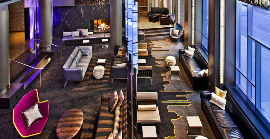 The W New York's Living Room