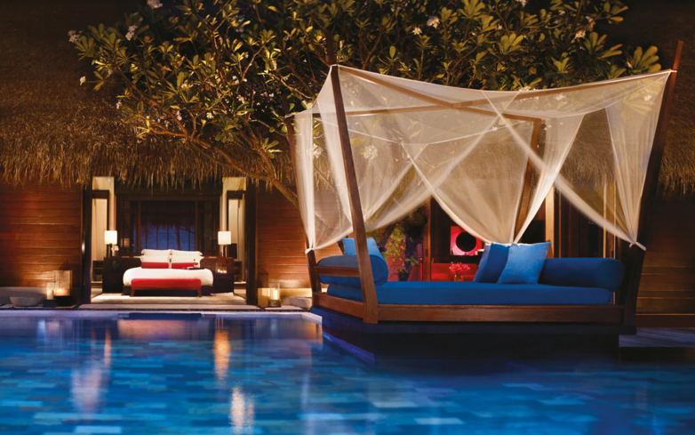 The One and Only Grand Sunset Residence Pool and Bedroom