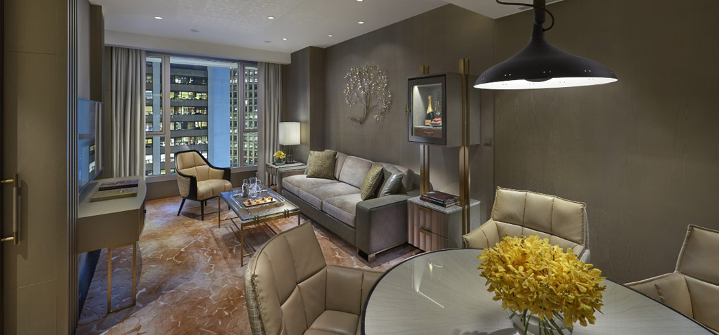 The L900 Landmark Suite at The Landmark Mandarin Oriental