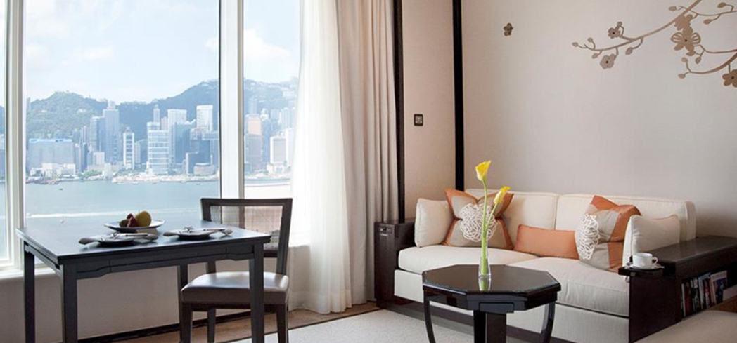 The Victoria Harbour Suite at The Peninsula, Hong Kong