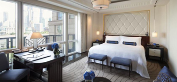 The Deluxe River Room at The Peninsula Shanghai