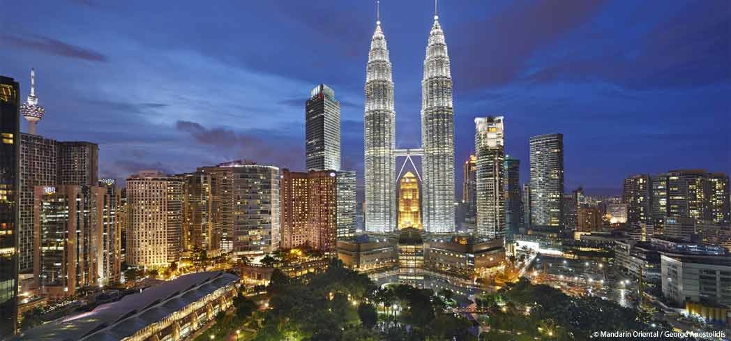 See GAYOT's list of the Best Business Hotels in Kuala Lumpur