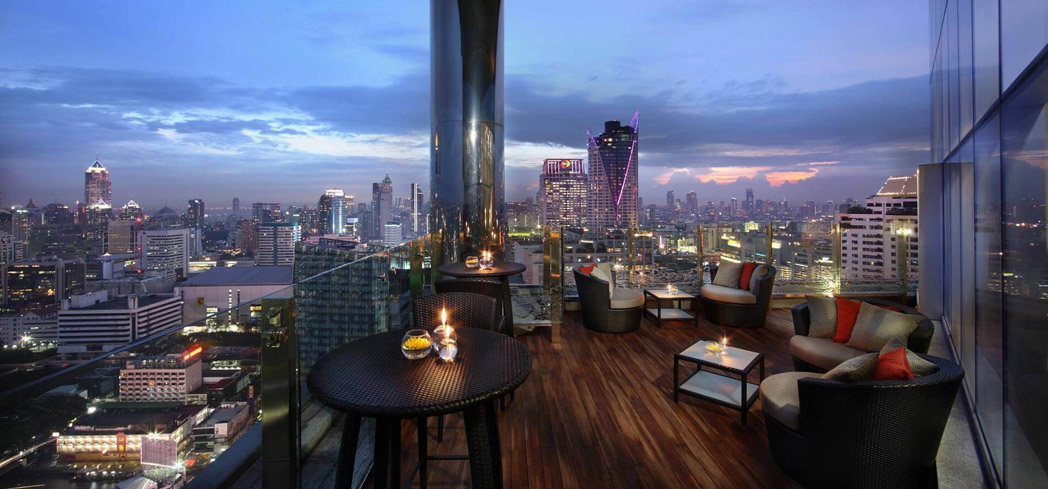 The Executive Lounge at Amari Watergate Bangkok
