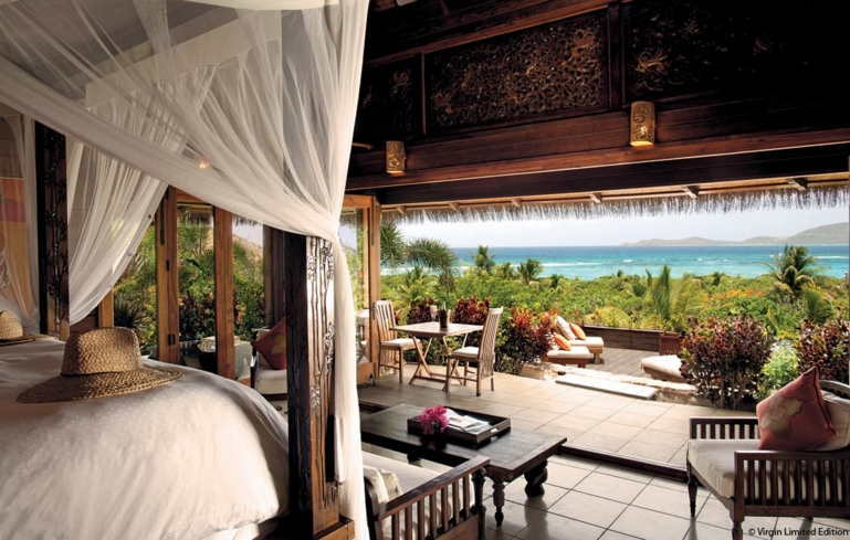 Book Sir Richard Branson's Necker Island for you and your party