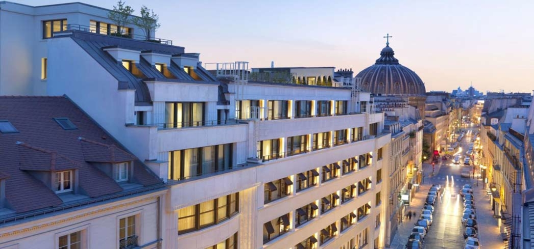 Enjoy five-star luxury at the Mandarin Oriental, Paris
