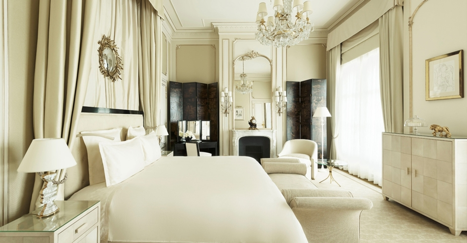 The Prestige Suite Coco Chanel at Ritz Paris Hotel in France