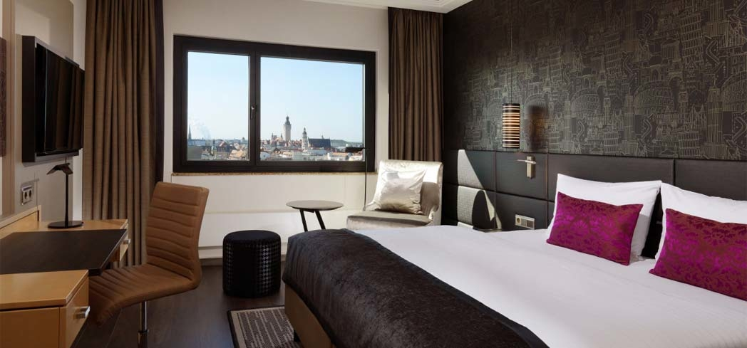 Search GAYOT's Leipzig hotel reviews