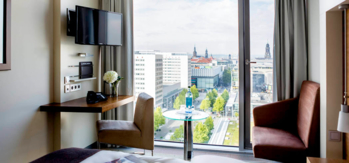 A room at Pullman Dresden Newa